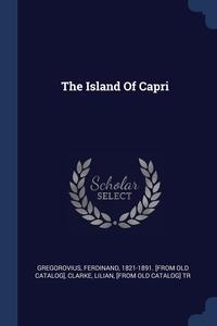 Книга под заказ: «The Island Of Capri»