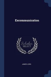 Книга под заказ: «Excommunication»