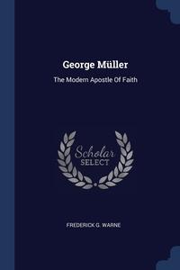 Книга под заказ: «George Müller»