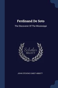 Книга под заказ: «Ferdinand De Soto»