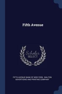 Книга под заказ: «Fifth Avenue»