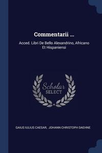 Книга под заказ: «Commentarii ...»
