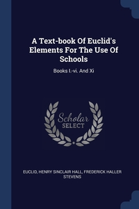 Книга под заказ: «A Text-book Of Euclid's Elements For The Use Of Schools»