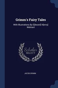 Книга под заказ: «Grimm's Fairy Tales»