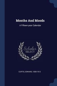 Книга под заказ: «Months And Moods»