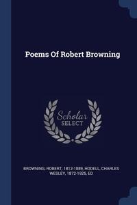 Книга под заказ: «Poems Of Robert Browning»