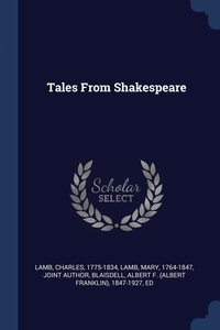 Книга под заказ: «Tales From Shakespeare»