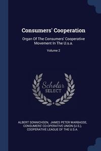 Книга под заказ: «Consumers' Cooperation»
