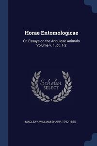 Книга под заказ: «Horae Entomologicae»