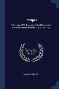 Книга под заказ: «Cowper»