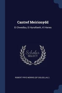 Книга под заказ: «Cantref Meirionydd»