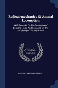 Книга под заказ: «Radical-mechanics Of Animal Locomotion»