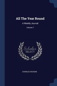 Книга под заказ: «All The Year Round»