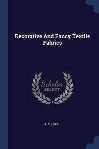 Книга под заказ: «Decorative And Fancy Textile Fabrics»