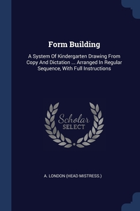 Книга под заказ: «Form Building»