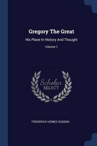 Книга под заказ: «Gregory The Great»