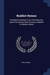 Книга под заказ: «Buddist Hymns»
