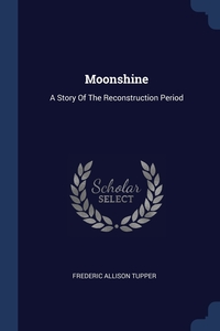 Книга под заказ: «Moonshine»