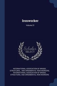 Книга под заказ: «Ironworker; Volume 21»