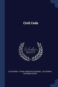 Книга под заказ: «Civil Code»