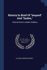 "Книга под заказ: «History In Brief Of ""leopard"" And ""linden,""»"