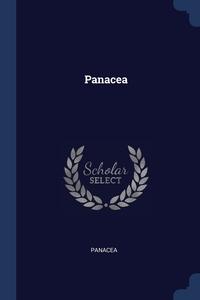 Книга под заказ: «Panacea»