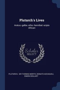Книга под заказ: «Plutarch's Lives»
