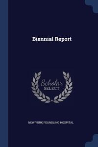 Книга под заказ: «Biennial Report»