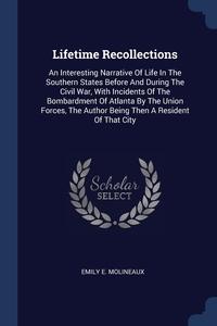 Книга под заказ: «Lifetime Recollections»