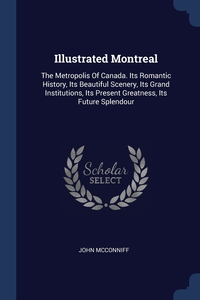 Книга под заказ: «Illustrated Montreal»