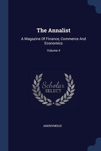 Книга под заказ: «The Annalist»
