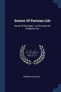 Книга под заказ: «Scenes Of Parisian Life»