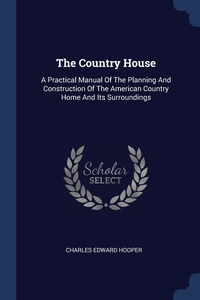 Книга под заказ: «The Country House»