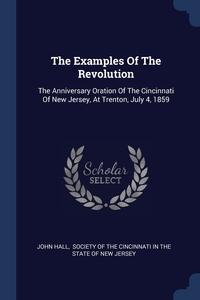 Книга под заказ: «The Examples Of The Revolution»