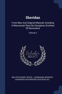 Книга под заказ: «Sheridan»
