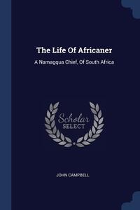 Книга под заказ: «The Life Of Africaner»