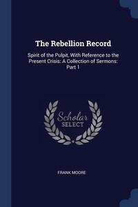 Книга под заказ: «The Rebellion Record»