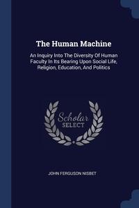 Книга под заказ: «The Human Machine»