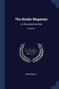 Книга под заказ: «The Border Magazine»