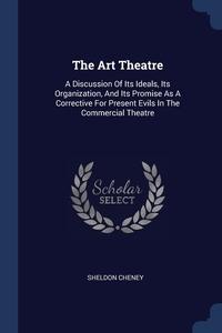 Книга под заказ: «The Art Theatre»
