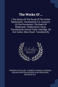 Книга под заказ: «The Works Of ...»