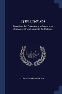 Книга под заказ: «Lysiu Er¿otikos»