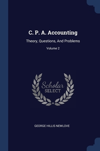 Книга под заказ: «C. P. A. Accounting»