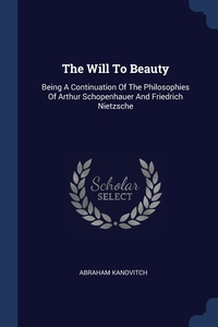Книга под заказ: «The Will To Beauty»