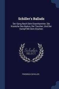 Книга под заказ: «Schiller's Ballads»