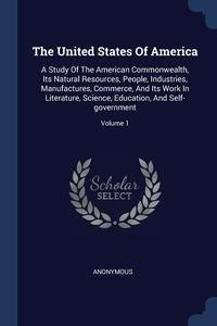 Книга под заказ: «The United States Of America»