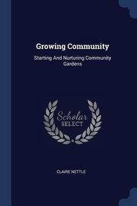 Книга под заказ: «Growing Community»