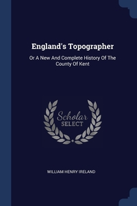 Книга под заказ: «England's Topographer»