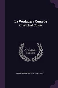 Книга под заказ: «La Verdadera Cuna de Cristobal Colon»