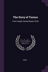 Книга под заказ: «The Story of Turnus»